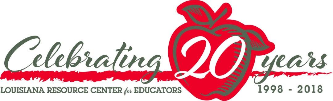 LRCE 20th logo 2
